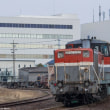 JR貨物 DE10-1727 関西本線(JR四日市駅)