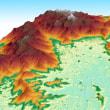 NTTデータ、インドで地場と3D地図作成で合意。