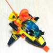 ★LEGO ICE PLANET#6879ジェットビークルを別シリーズのカラーで作ってみました~ww(*´∀`)!の巻