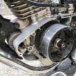 スタータークラッチの交換でボルティのエンジン復活