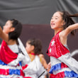 三木さんさん祭り2017 リトルエンジェルバトンティーム4