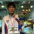 長谷川純矢選手 日本選手権100m背 入江、金子に次いで第3位!!!!!!