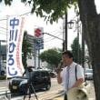 20180518 中川ひろじの「街角トーク」@南松本交差点