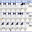 ボウリングのリーグ戦 (322)