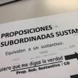 水曜スペイン語  今夜は名詞節の勉強でした