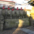 057栃木市万町、近龍寺の庚申塔(最寄り:栃木駅)
