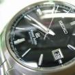 キングセイコーのガラス交換とグランドセイコーの自動巻き時計を修理しました。