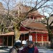 北口本宮浅間神社から浅間大社へ