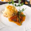 秘密のレストランの絶品桃のスープ in カシェAIOI