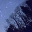 ☆冬の星空☆12月といえばふたご座流星群