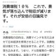 安倍の消費増税10%の目的は「日本経済を停滞」させること「日本破壊」安倍政権は金融ユダヤ人の家畜!ドル防衛策の一環!景気が落ち込んで税収が減る、それが安倍の目論見です! リチャード・コシミズ