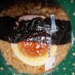 セブンイレブン・とんこつラーメンご飯と半熟煮卵おむすび