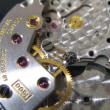 ウォルサム婦人物の手巻き時計とロレックスチェリーニを修理です