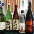 正月は日本酒三昧