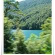 ニュージーランド22 ミルフォードロード ミラー湖