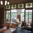 鳩山会館 レトロ可愛い洋館とステンドグラス
