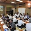 猿島地区区長会にて、行政報告会を開催させていただきました。