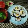 しめさばの簡単巻き寿司☆