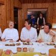 日本を汚した首相と3人の元首相たちの4ショット