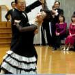 社交ダンスのレッスン