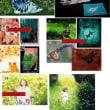 水彩・原画「森のフクロウ」他4件お買い上げいただきました。