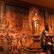「仁和寺と御室派の秘宝展」を二度観