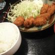 習志野 大久保 まんぷく食堂 カキフライ定食
