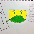 雨でも笑顔で楽笑オリジナル妖怪日記306回目投稿