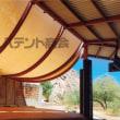 海外のテント事例について