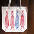 my bag くま<赤×青>