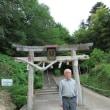 長岡京市の古都廻り、故人の家内の位牌と仏像の開眼法要を終える