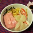 昨日は海鮮丼でした。
