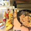 ひき肉とメイクイーンのカレー  レシピ覚書