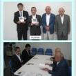 2017.8.11広島・三次 三次市教育委員会へ子ども手帳贈呈