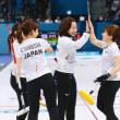 【残念ながら負けちゃいましたけど~韓国上手かったよね~開催国の大きな応援を自信に結び付けた韓国の上手さは拍手!!】カーリング 女子・準決勝