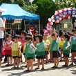 三芳昭和園の運動会に参加(^_^)