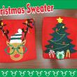 アグリークリスマスセーター
