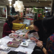 【開催報告】伊勢丹×ジェネリーノ 壁に飾れるフレームフラワーワークショップ