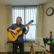 腰痛ギタリストによる立奏スタイル