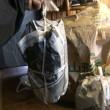 白菜吊るし保存の結び方