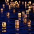美しい灯籠の五ケ所川