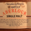ABERLOUR-GLENLIVET10YEARS(1980's) 1000ml,43%
