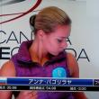 涙のスケ・カナ    アンナ・ポゴリラヤ選手   (2017・10月)