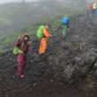 雨の中の富士登山 続編