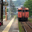 広島の芸備線