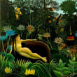 フランスの画家アンリー・ルソーが生まれた。