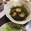 梅干で青魚を煮ましょう。