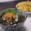 朝はこれでしょう、白いご飯に納豆を
