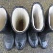自己防衛!長靴を購入