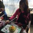 たこ焼き&イチゴスイーツ食べに行くサイクリング
